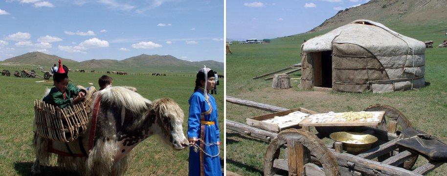 Baikalsee-Mongolei-Irkutsk-Ulan-Bator