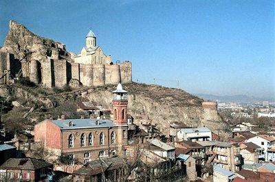 Alt-Tbilissi_Georgien_Kaukasus
