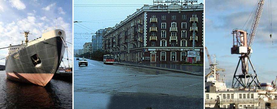 Murmansk Polarkreis