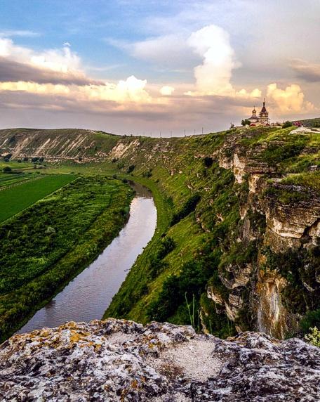 Moldawien-Chisinau-Transnistrien-Dnjistr-Bendery-Tiraspol