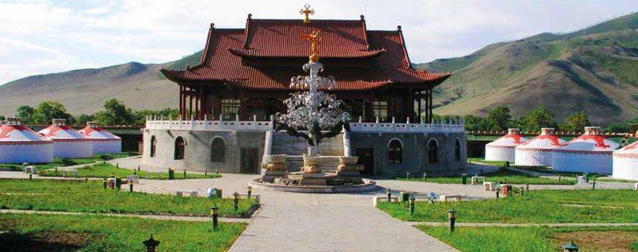 Mongolei-Ulan-Bator-Gobi