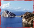 Baikal-Insel Olchon